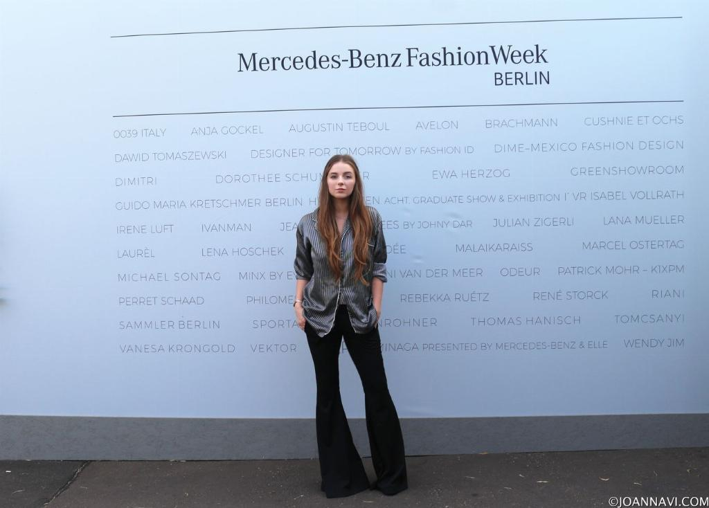 Fashion Week Berlin 2016