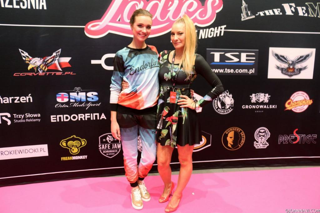 Ladies Fight Night Warszawa