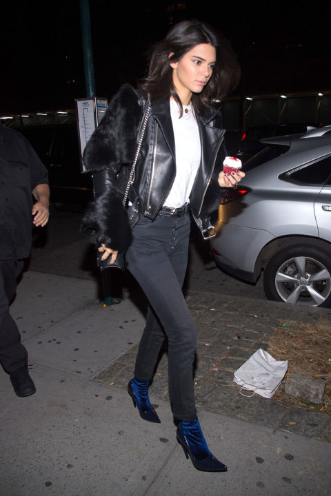 Kendall Jenner style.
